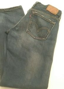 Levi's buttonfly 501